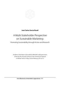 sustainable marketing