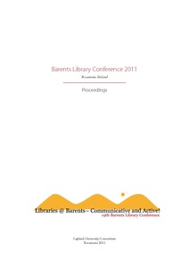 barents library conference 2011